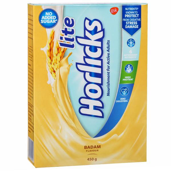 Buy Horlicks Lite Badam Refill Powder online Nederland [ NL ]
