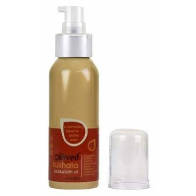 Buy Omved Kushala Body & Bath Oil online Singapore [ SG ]
