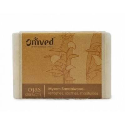 Buy Omved Ojas Sandalwood Bathbar online Singapore [ SG ]