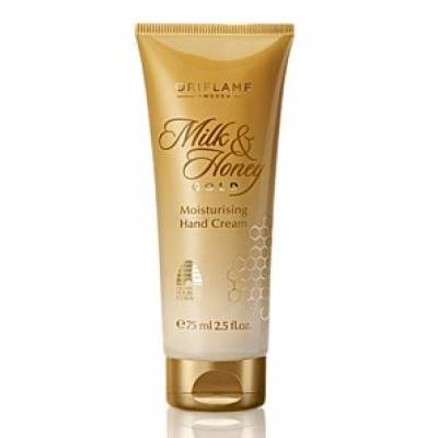 Buy Oriflame Milk & Honey Gold Moisturising Hand Cream Online MY