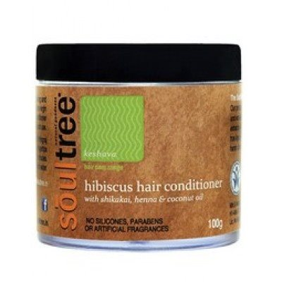 Buy SoulTree Hibiscus Hair Conditioner with Shikakai  Henna and Coconut Oil online New Zealand [ NZ ]