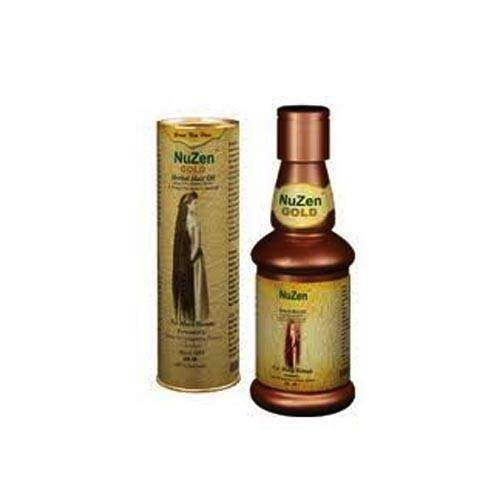 Buy Nuzen Gold Herbal Hair Oil online Belgium [ BE ]