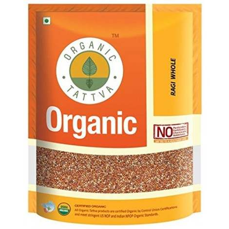 Buy Organic Tattva Ragi Whole online Singapore [ SG ]