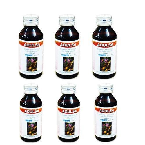 Buy Ayurchem Adulsa Compound Syrup online Malasiya [ MY ]