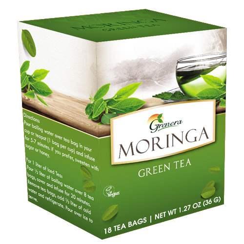 Buy Grenera Moringa Green Tea online Malasiya [ MY ]