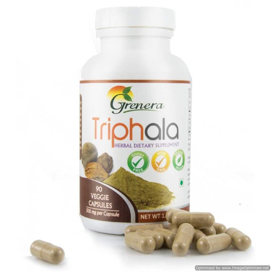 Buy Grenera Triphala Capsules online New Zealand [ NZ ]