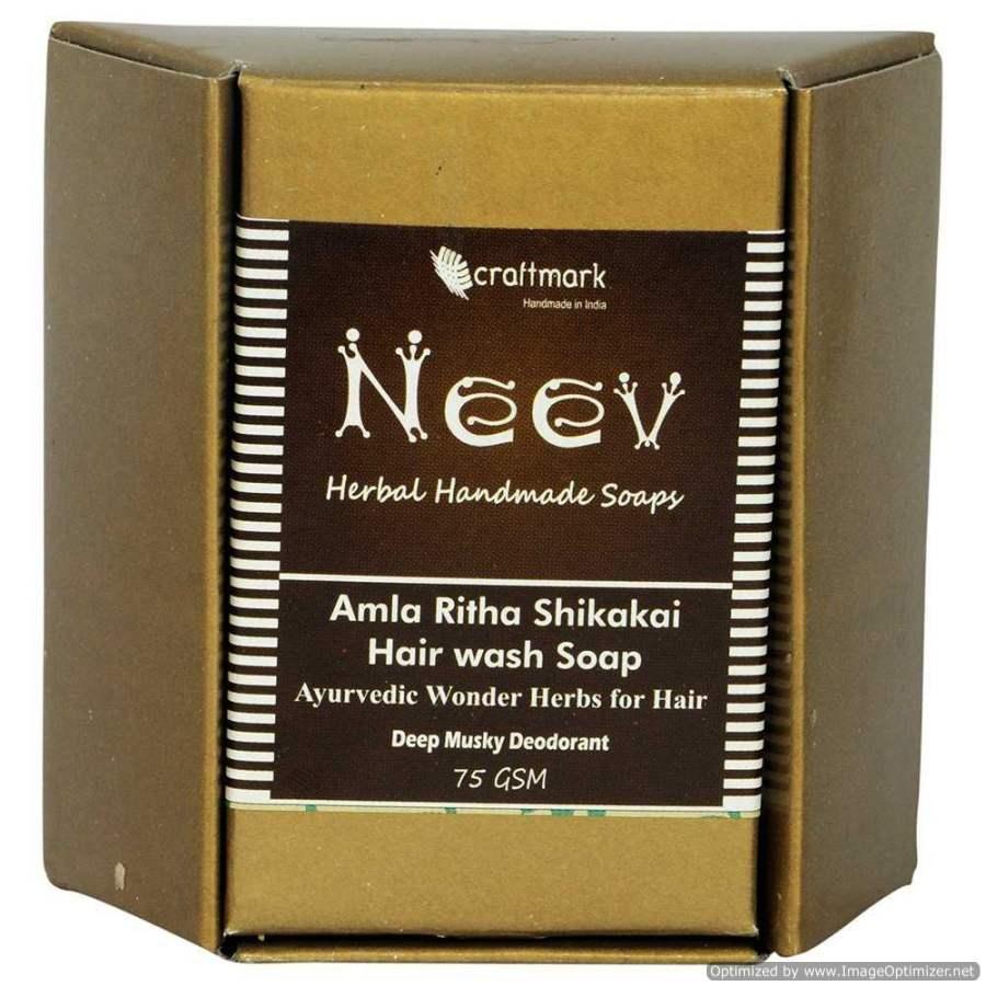 Buy Neev Amla Ritha Shikakai Hair wash Ayurvedic Wonder Herbs for Hair online New Zealand [ NZ ]
