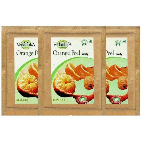 Buy Vedantika Orange Peel Candy Tripack Online MY