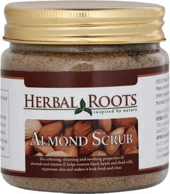 Buy Herbal Roots Almond Face and Body Scrub online Australia [ AU ]
