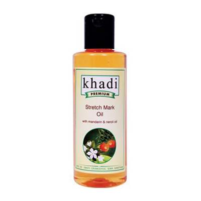 Buy Khadi Premium Herbal Stretch Mark Oil online United States of America [ USA ]
