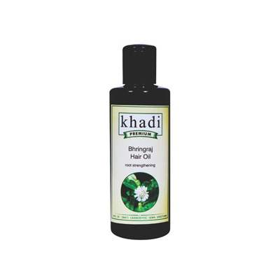 Buy Khadi Premium Herbal Bhringraj Hair Oil online United States of America [ USA ]