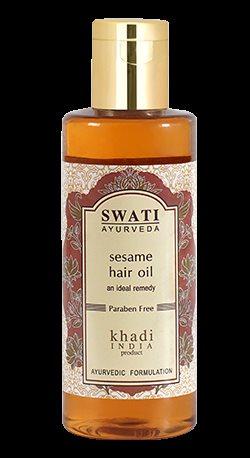 Buy Swati Ayurveda Sesame Hair Oil ( an Ideal Remedy ) online Singapore [ SG ]