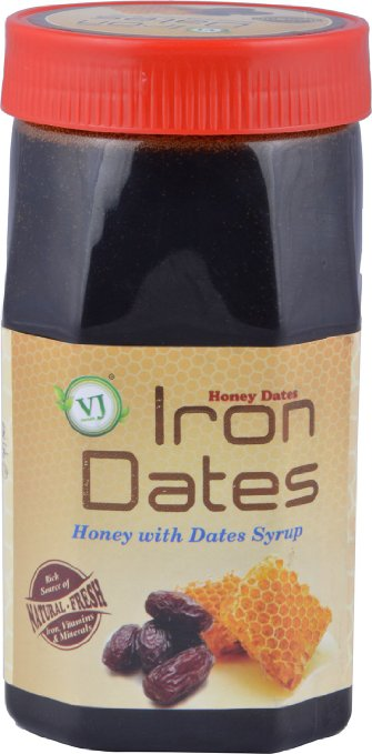Buy VJ Herbals Honey Dates Syrup online Nederland [ NL ]