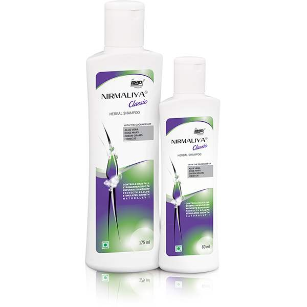 Buy Nirmaliya Classic Herbal Shampoo online United States of America [ USA ]