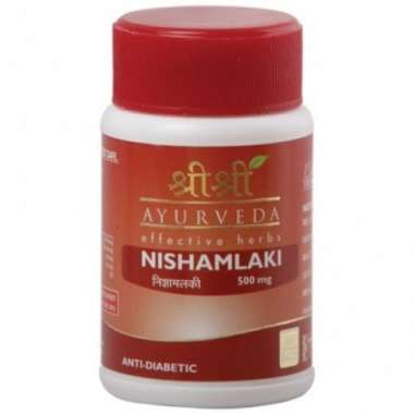 Buy Sri Sri Ayurveda Nishamalaki Tablets online Singapore [ SG ]