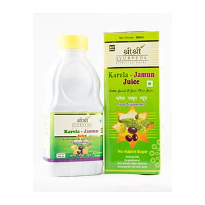 Buy Sri Sri Ayurveda Karela-Jamun-Juice online Singapore [ SG ]