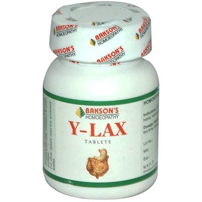 Buy Bakson's Y Lax Tablets -150 Tablets online United States of America [ USA ]