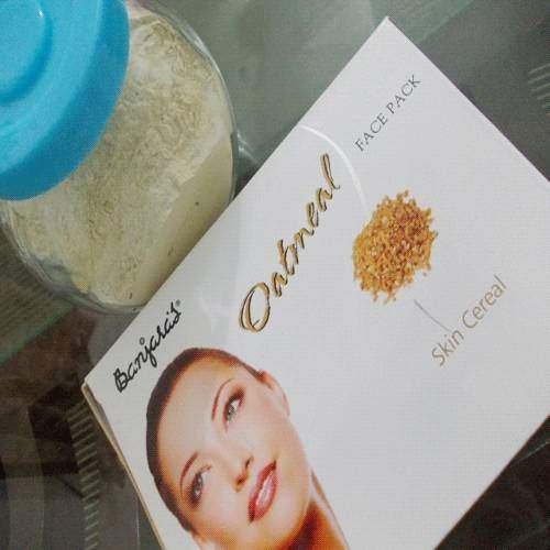 Buy Banjaras Oatmeal Face Scrub Pack online Singapore [ SG ]