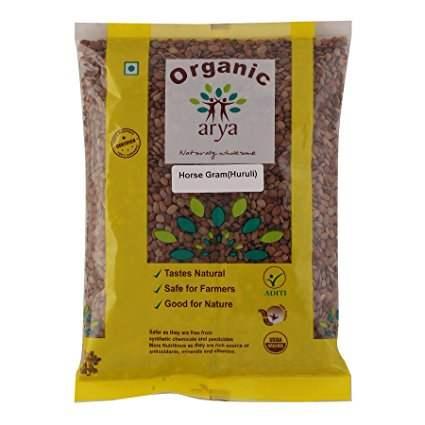 Buy Arya Farm Organic Horse Gram (Huruli) online United States of America [ USA ]