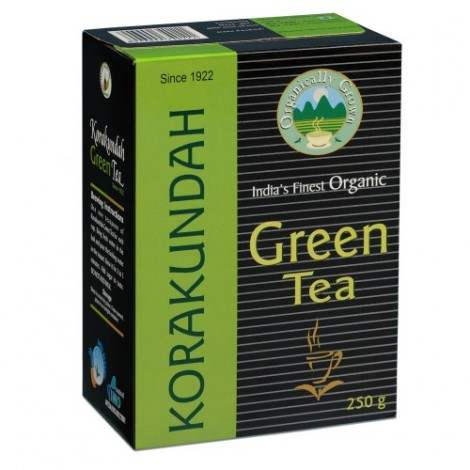 Buy Korakundah Organic Green Tea High grown premium orthodox tea - Jasmine flavour online United States of America [ USA ]
