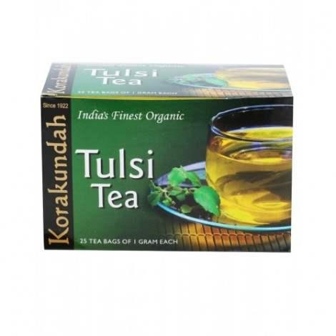 Buy Korakundah Organic Tulsi Green Tea online Nederland [ NL ]