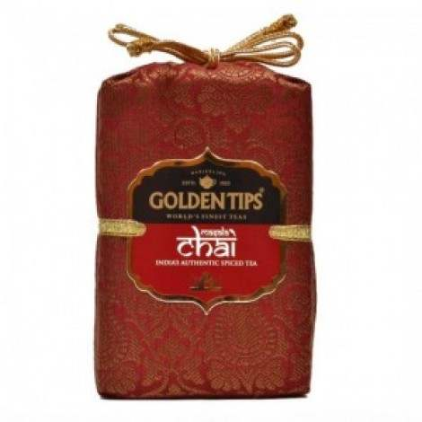 Buy Golden Tips Masala Chai, Brocade Bag online Switzerland [ CH ]