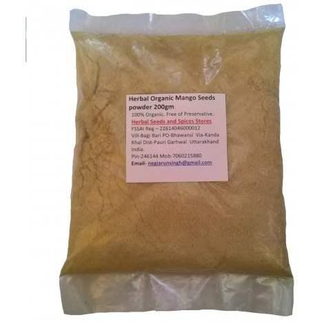 Buy Herbal Organic Mango Seeds powder online Malasiya [ MY ]