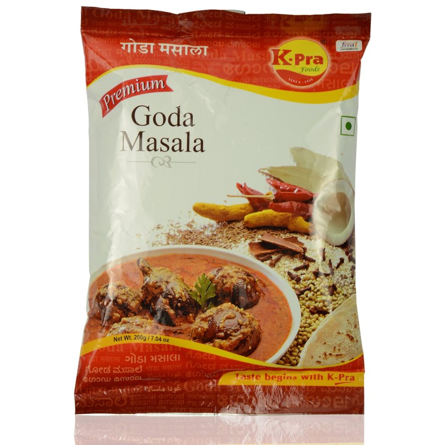 Buy K-Pra Goda Masala online New Zealand [ NZ ]