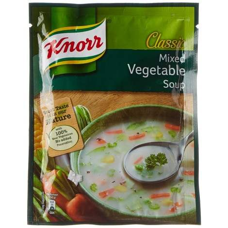Buy Knorr Classic Mixed Vegetable Soup online United States of America [ USA ]