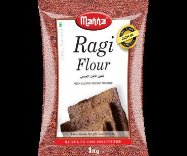 Buy Manna Plain Ragi Flour online New Zealand [ NZ ]