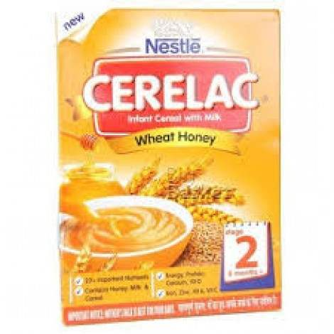 Buy Nestle Cerelac Wheat Honey Stage 2 online United States of America [ USA ]