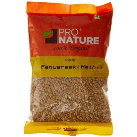 Buy Pro Nature Organic Fenugreek Methi online Switzerland [ CH ]