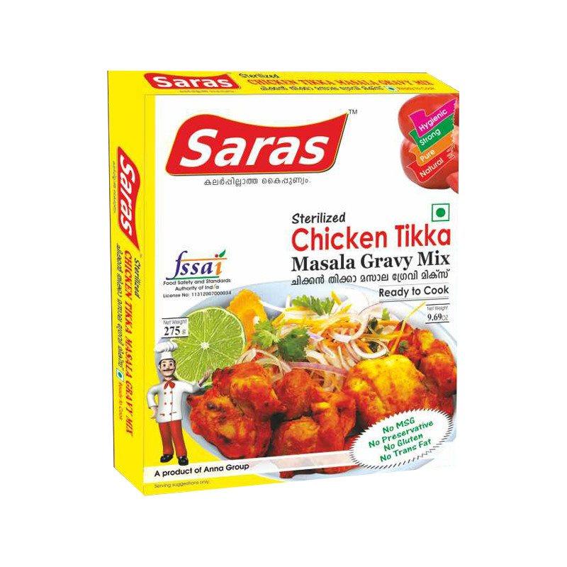 Buy Saras Chicken Tikka Masala Gravy Mix online New Zealand [ NZ ]