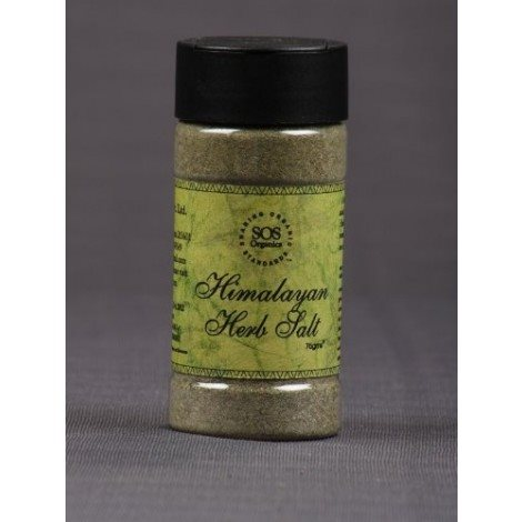 Buy SOS Organics Herb Salt online United States of America [ USA ]