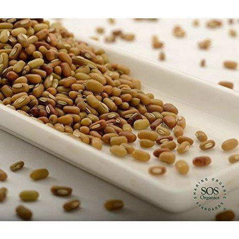Buy SOS Organics Himalayan Adzuki Beans online Malasiya [ MY ]