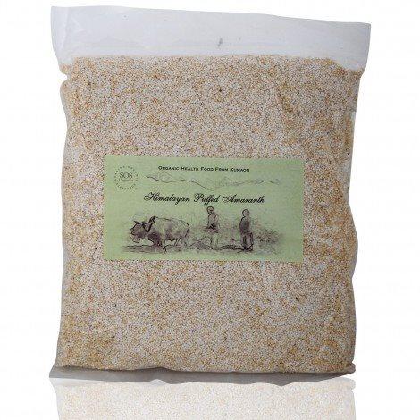 Buy SOS Organics Himalayan Puffed Amaranth (Raajgira) online Malasiya [ MY ]
