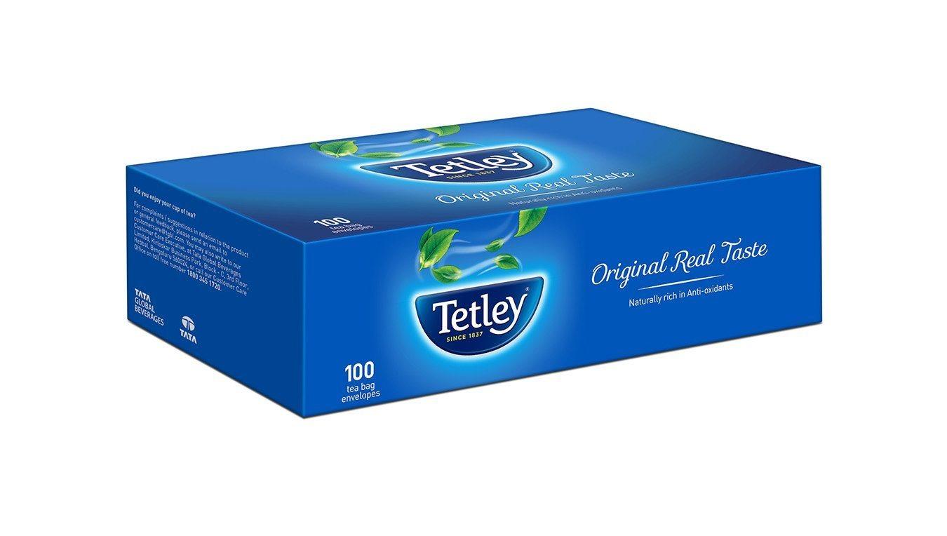Buy Tetley Tea Bags online Italy [ IT ]