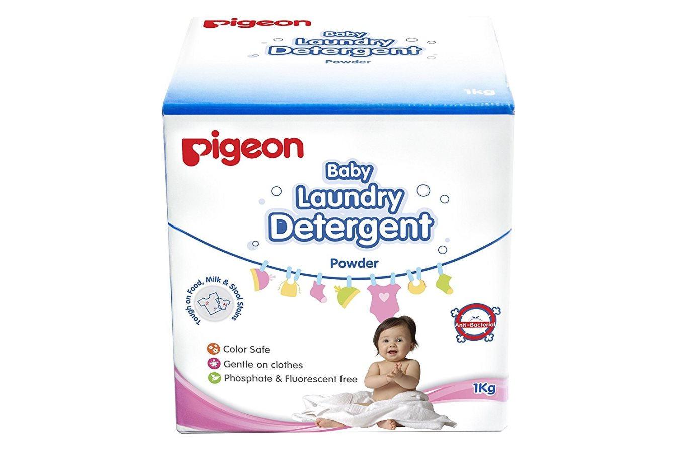 Buy Pigeon Baby Laundry Detergent Powder online United States of America [ USA ]