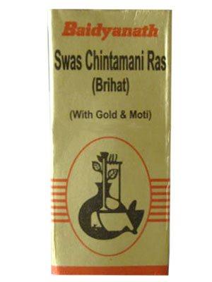 Buy Baidyanath Swas Chintamani Ras (Vr) (S.Y) online United States of America [ USA ]