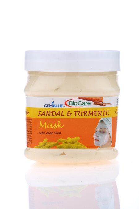 Buy BioCare Sandal & Turmeric Mask online New Zealand [ NZ ]