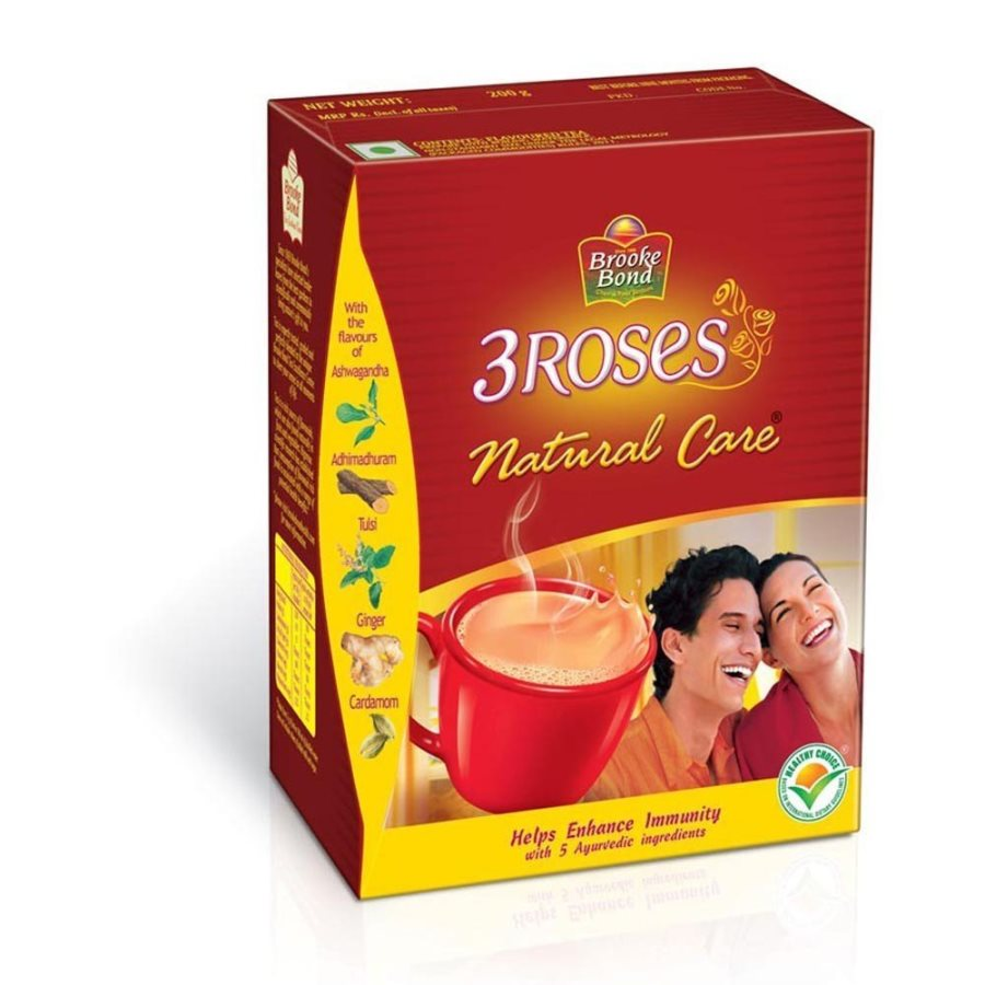 Buy Brooke Bond 3 Roses Tea online Nederland [ NL ]