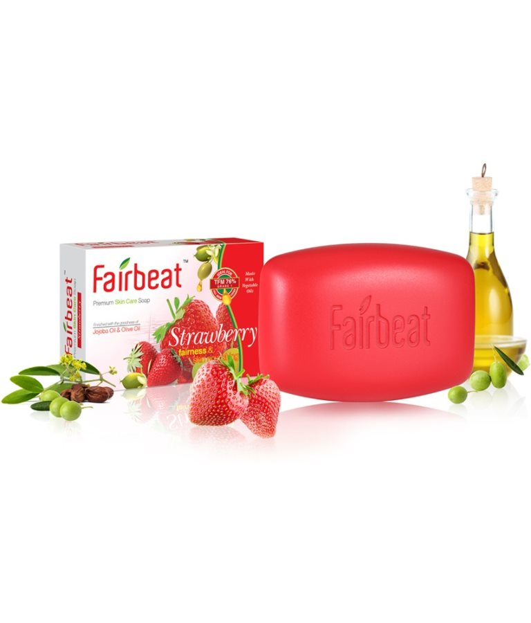 Buy Fairbeat Strawberry Soap online Italy [ IT ]