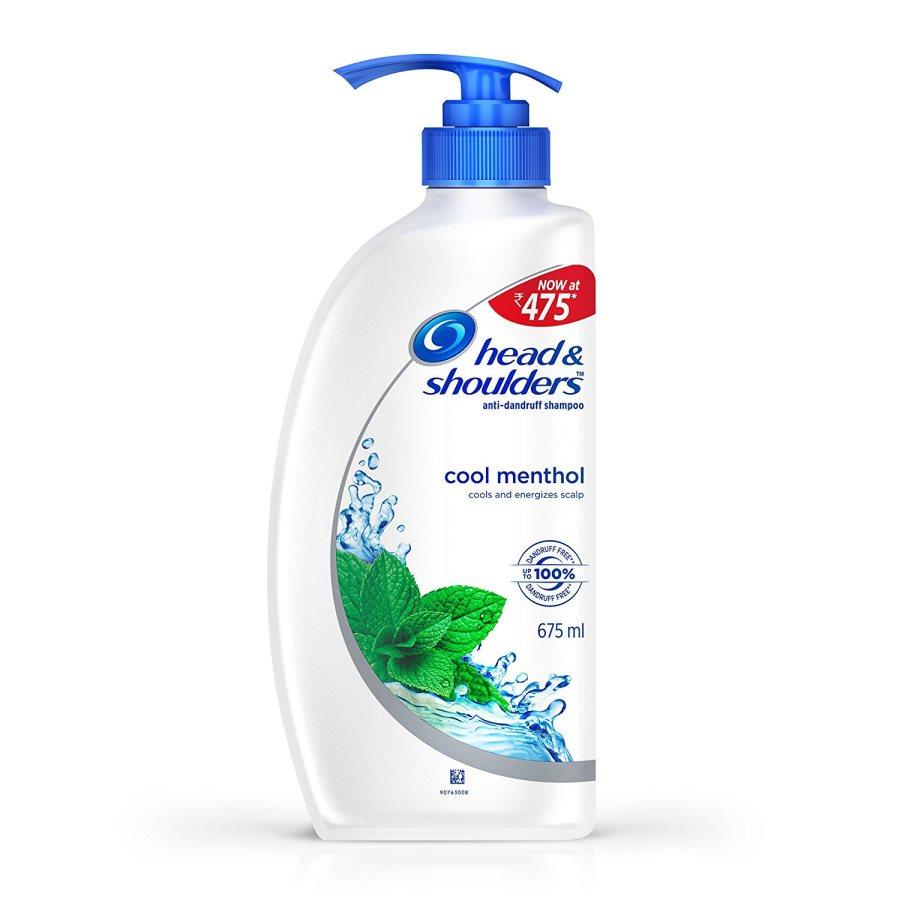 Buy Head & Shoulders Cool Menthol Shampoo online United States of America [ USA ]