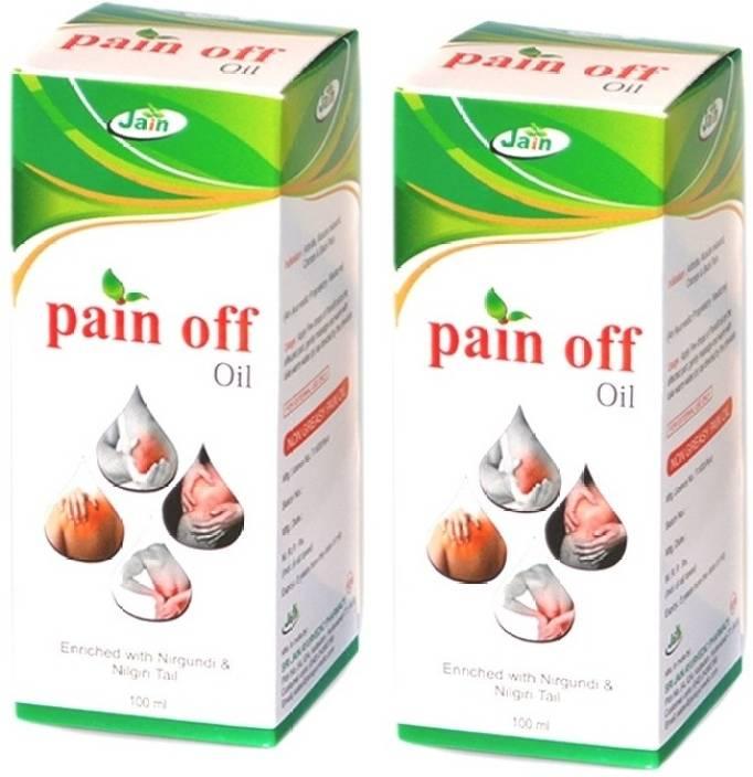 Buy Sri jain Pain Off Oil online Australia [ AU ]