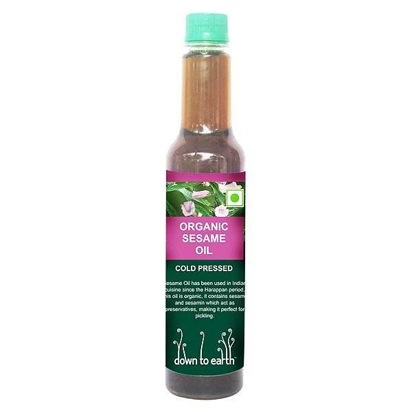 Buy Organic Sesame Oil online United States of America [ USA ]