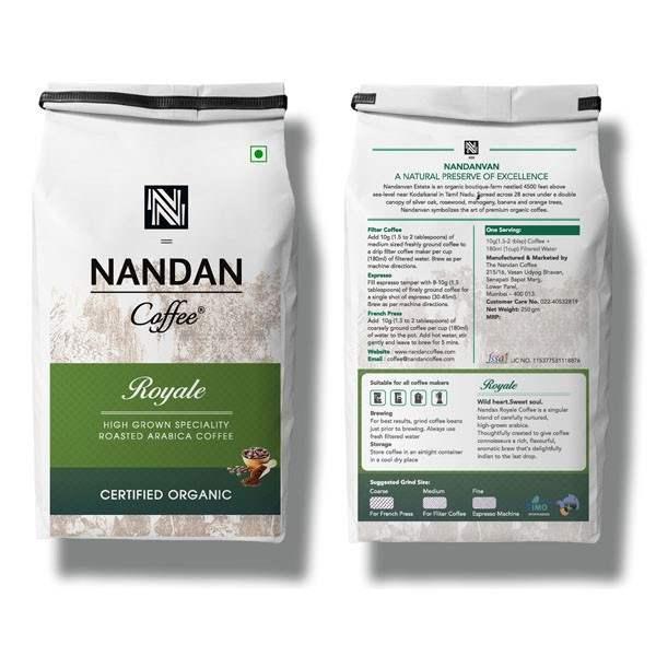 Buy Marson Nandan Royale Coffee Powder- 250 gms online United States of America [ USA ]