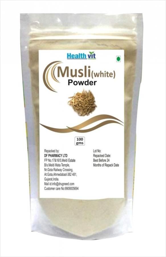 Buy Healthvit Musli (White) Powder -100 gms online Australia [ AU ]
