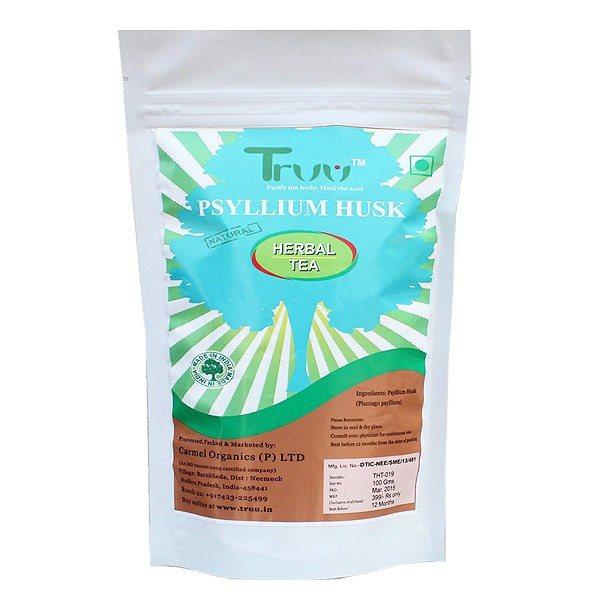 Buy Truu Psyllium Husk Herbal Tea - 100 gm online Singapore [ SG ]