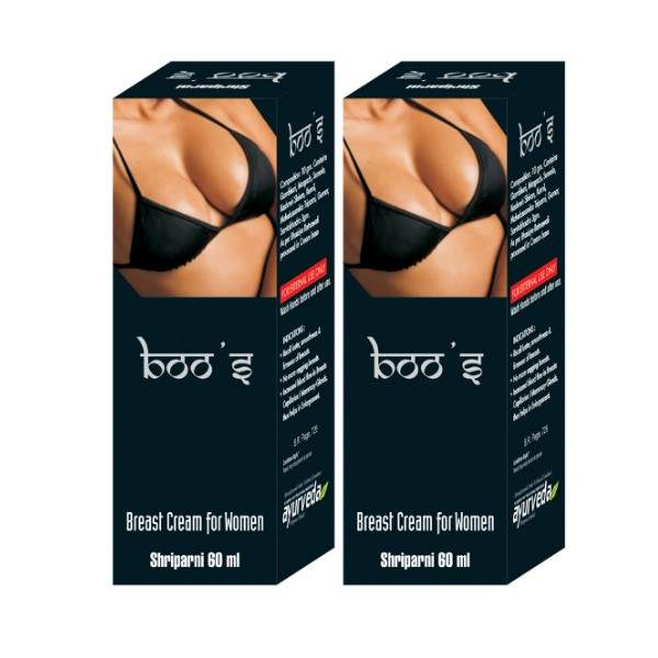 Buy Mahaved Boos Breast Toner Cream online United States of America [ USA ]