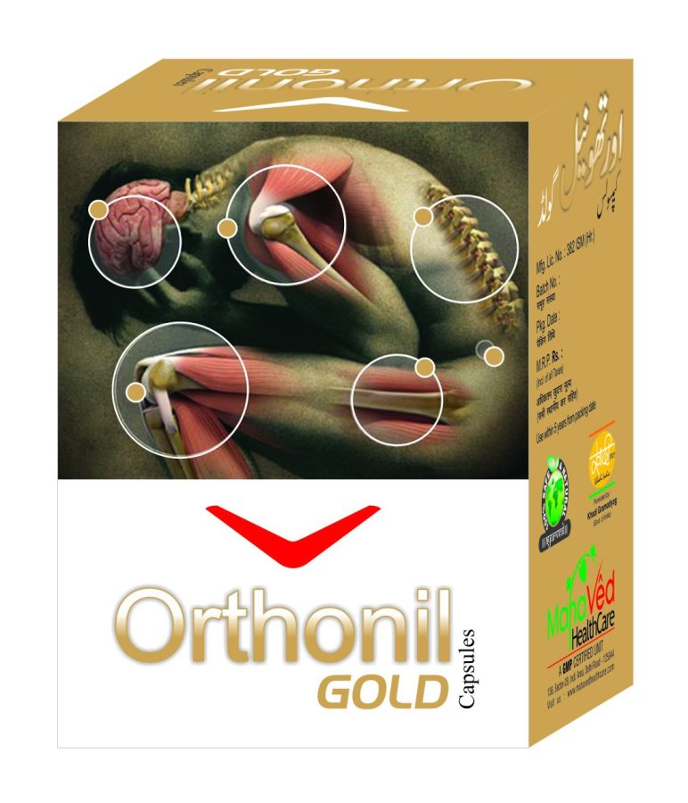 Buy Mahaved Orthonil Gold Capsule online United States of America [ USA ]